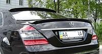 Спойлер сабля Lorinser Mercedes S-Class W221