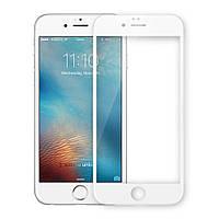 Защитное стекло Nillkin CP+ Max 2.5D 9H на весь экран для Apple iPhone 6 6S 4.7 белый