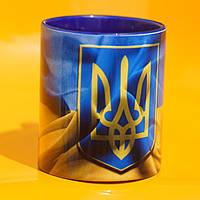 """Чашка """"Український прапор"""", фото 1"""