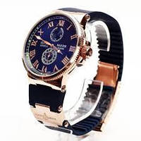 Мужские механические часы Ulysse Nardin Marine