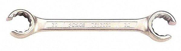 Ключ разрезной FORCE 7511011 10х11 мм, L=152 мм