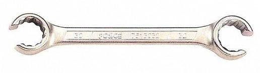 Ключ разрезной FORCE 7511011 10х11 мм, L=152 мм, фото 2