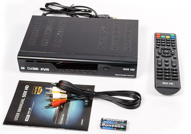 55X HD Комплектация