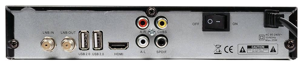 Спутниковый ресивер 50X HD, фото 2
