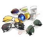 Классические поляризованные солнцезащитные очки Авиаторы, фото 2