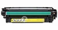 CE402A Заправка картриджа HP 507A для HP CLJ Pro 500 M575, M551 желтый