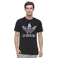 "Футболка Adidas Originals ""TREFOIL FILLED "", фото 1"