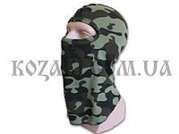 Шлем-маска летняя, камуфлированная