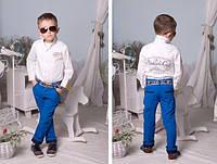 Стильные детские брюки