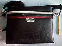Мужская сумка-планшет 28*32*5СМ Зам.КОЖА