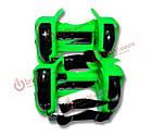 Дрифтинг колеса (ролики на пятку) для катания с фиксацией ноги ремнем, фото 5