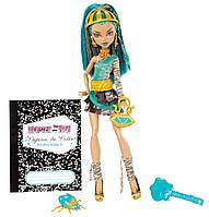 Monster High Нефера де Нил базовая с питомцем Nefera de Nile