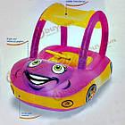 Надувной круг детский автомобиль для маленьких детей от 1 года, фото 5