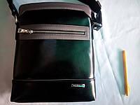 Мужская сумка-планшет 29*25*7СМ Зам.КОЖА