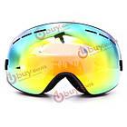 Очки лыжные двойная незапотевающая линза, фото 5