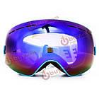 Очки лыжные двойная незапотевающая линза, фото 6