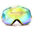 Очки лыжные двойная незапотевающая линза, фото 7