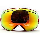 Очки лыжные двойная незапотевающая линза, фото 8