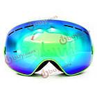 Очки лыжные двойная незапотевающая линза, фото 9