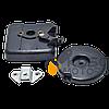 Корпус воздушного фильтра круглый бензокосы