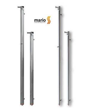 Полотенцесушитель электрический MARIO Ray - I (Рей)  1500 x 30/130 (круглый), фото 2