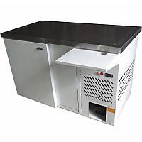 Охлаждаемый стол с охлаждаемой поверхностью из нержавеющей стали Айстермо СО-0.45 (-2…+5˚С, 1500х800х950 мм)