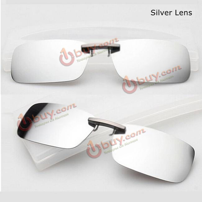 b59fc8d12411 Накладка на очки солнцезащитная пристегивающаяся - ➊TopShop ➠ Товары из  Китая с бесплатной доставкой в Украину