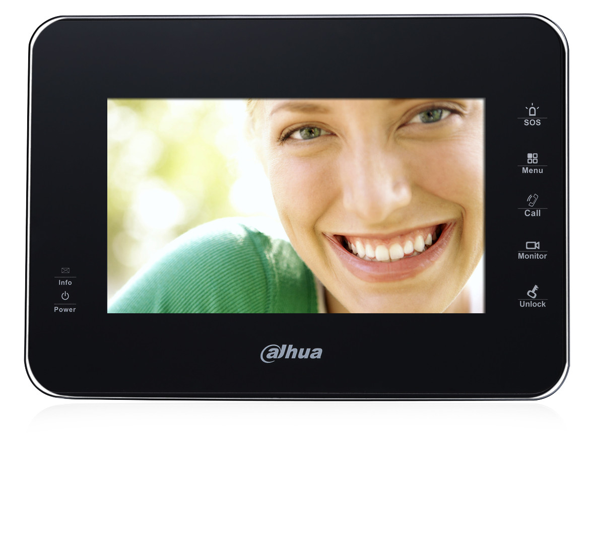 """7"""" IP видеодомофон Dahua DH-VTH1560B"""