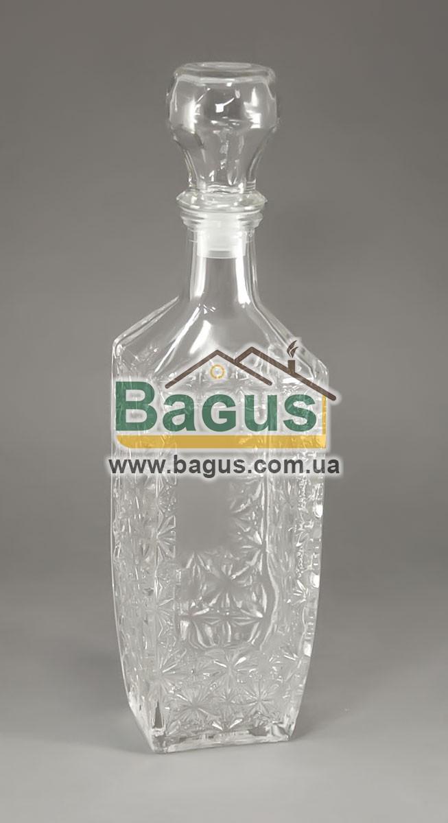 "Графин стеклянный 0,5 л ""Барский"" Everglass (5008)"