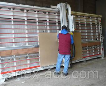 Форматная резка HPL плит и панелей