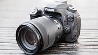 Фотоаппарат Canon EOS 80D kit 18-135mm Nano usm Гарантия от производителя / на складе
