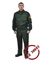 Костюм охранника, куртка с брюками для охраны, форма для охранников, пошив под заказ