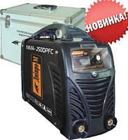 Сварочный инвертор Дніпро-М ММА 250 DPFC