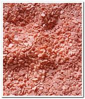 Осколки кондитерские розовые 200 грамм