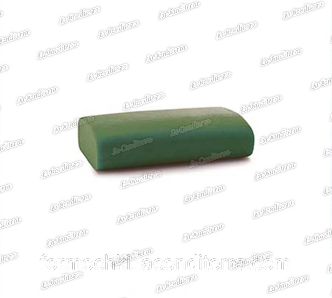 Мастика для моделирования LAPED Model paste c какао маслом, зеленая, 1 кг
