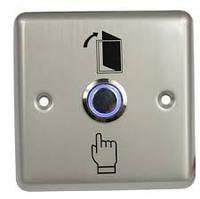Кнопка выхода врезная Trinix ART-804LED