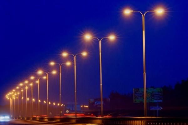 Уличные светильники