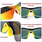 Rockbros велосипед Велоспорт поляризованные солнцезащитные очки очки очки, фото 7