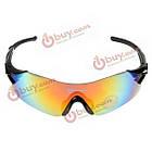 Rockbros красочный велосипед Велоспорт очки ветрозащитный очки, фото 2