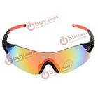 Rockbros красочный велосипед Велоспорт очки ветрозащитный очки, фото 3