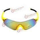 Rockbros красочный велосипед Велоспорт очки ветрозащитный очки, фото 4