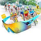 Rockbros красочный велосипед Велоспорт очки ветрозащитный очки, фото 10