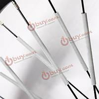 Трубочки светоотражаюшие на велосипедные спицы 12шт