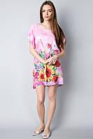 Летнее платье - туника Лола 3-1