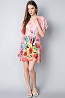 Летнее платье - туника Лола 3-2