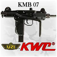 Пистолет-пулемет пневматический KWC KMB-07 UZI (УЗИ)