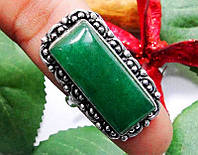 Кольцо с камнем Кварца
