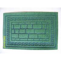 Придверный коврик Лабиринт green - 60х90