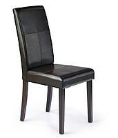 Стул KERRY BIS венге/темно-коричневый Halmar