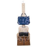 Вешалка для хранения сумки бежевый BE-04N